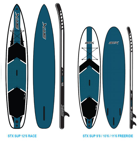 STX inflatable Prolimit 2017