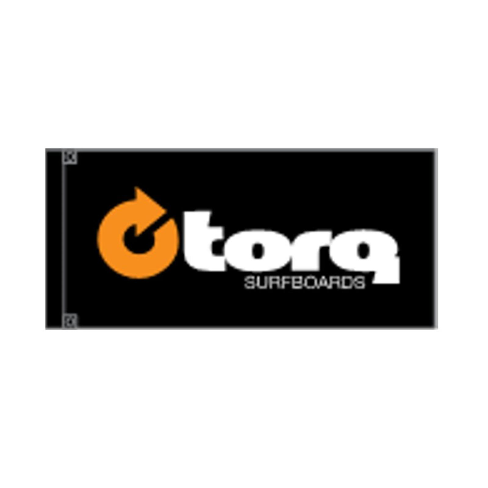 Flagge TORQ Surfboards 100x200cm