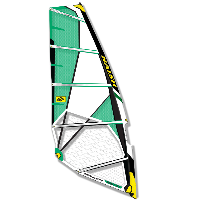 Naish Sail Session 3.7m² 2015 All-around Wave