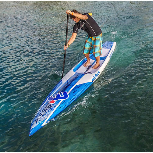 Flaka Funsport | Mistral SUP Hardboard Vortex 14' x 26'0 Race Line