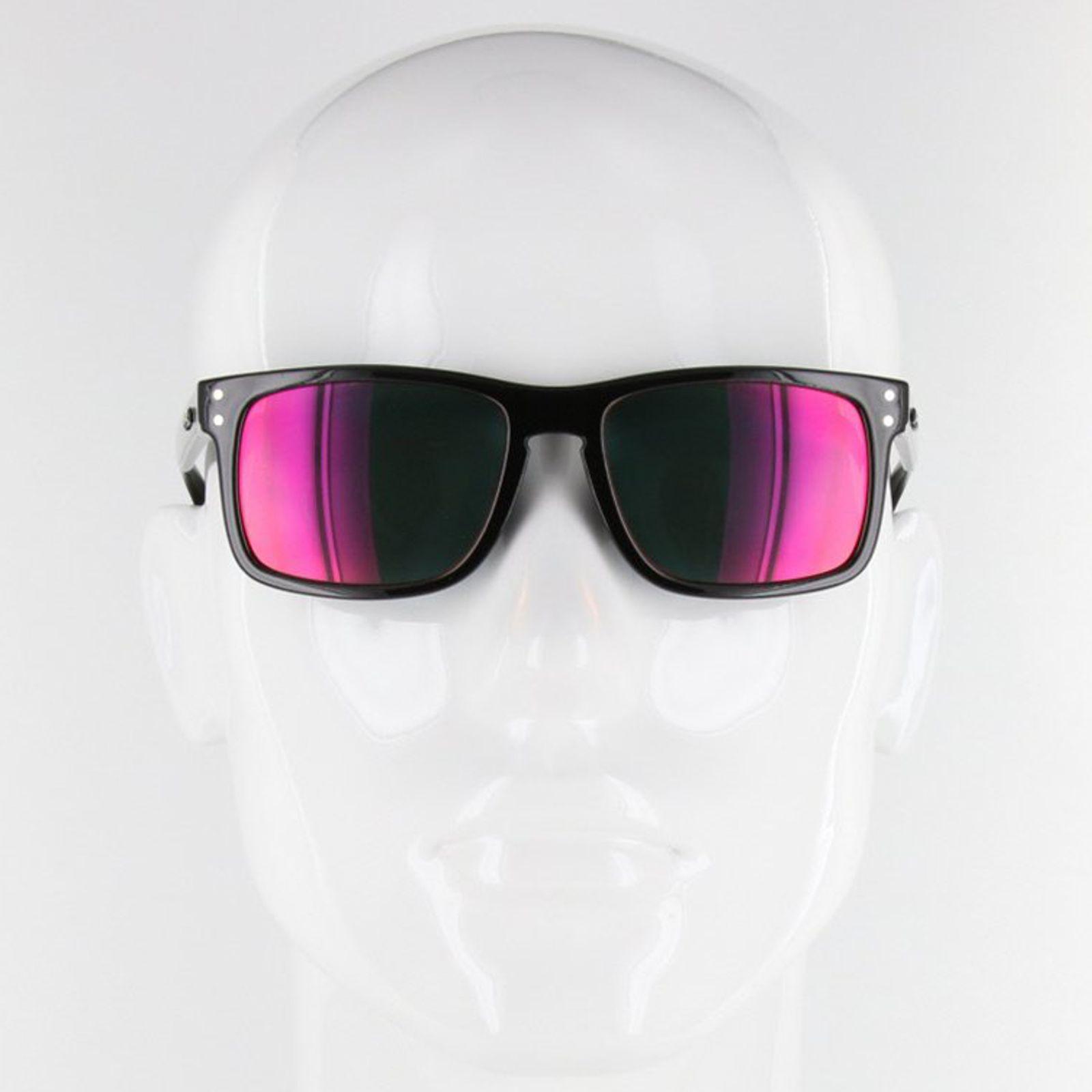 Flaka Funsport   CARVE Sonnenbrille Goblin Schwarz Rot   Sonnenbrillen