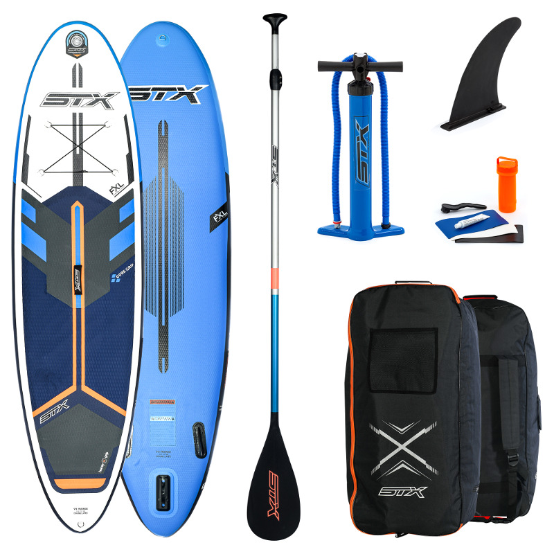 STX SUP Inflatable Freeride 9